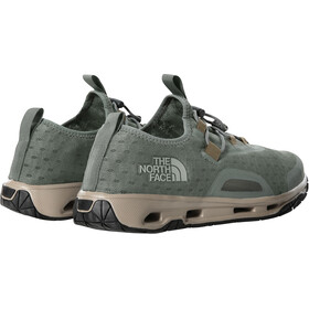 The North Face Skagit Water Shoes Men, agave green/military olive